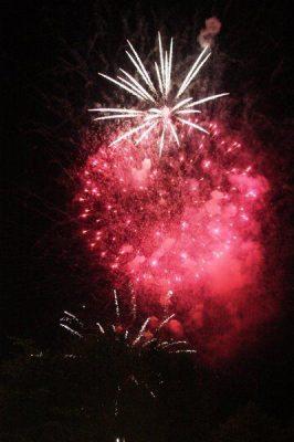 Das »neue« Lichterfest am Bürgersee Lohfelden