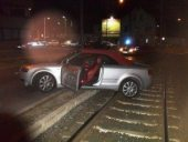 Kassel: Mit über 3 Promille ins Gleisbett direkt vor dem Bettenhäuser Polizeirevier!