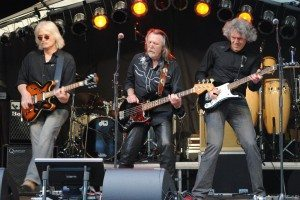Have you ever seen the rain? - CCR-Coverband beim Tränkenfest Breuna