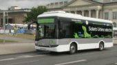 Der erste E-Bus - Test in Kassel