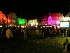 Warburger Innenstadt wird zu Halloween wieder schaurig schön!