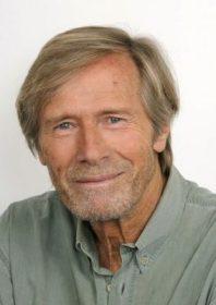 Auf dem Wasser - Horst Janson in