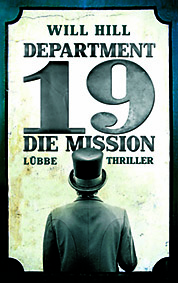 Will Hill:Department 19 – Die Mission