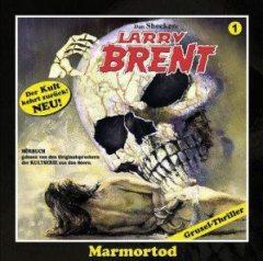Larry Brent: Marmortod (1)