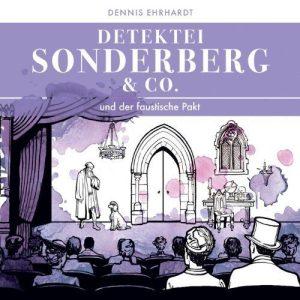 Detektei Sonderberg & Co. und der faustische Pakt