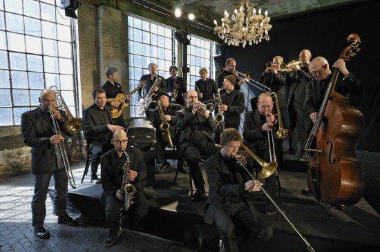 Hessischer Rundfunk. hr-Bigband: Die Konzertsaison 2012-2013 - © HR/Dirk Ostermeier