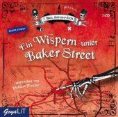 Ben Aaronovitch: - Ein Wispern unter der Baker Street