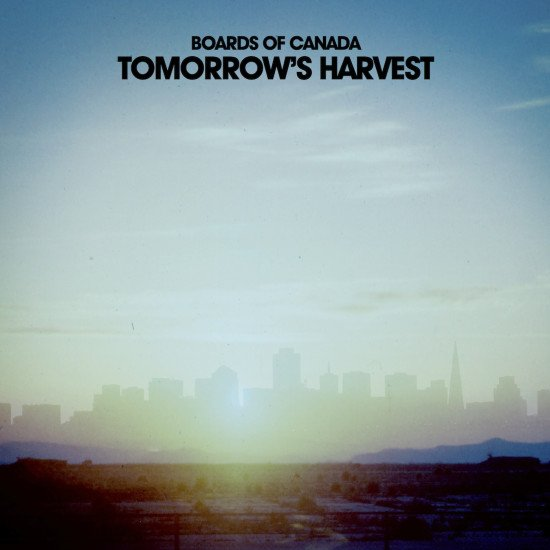 Boards of Canada – Tomorrow's Harvest (Warp Record