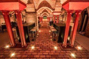 Weinkirche unterm A.R.M. eröffnet mit Dapayk & Padberg und Der dritte Raum (uvm).