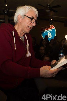 Ralf Richter liest