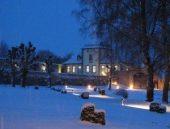 Adventliches im Kloster Dalheim: Ruhe finden!
