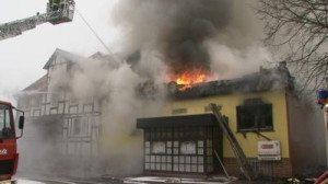 Diskothekenbrand - Ermittlung der Brandursache