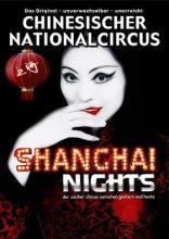 Chinesischer Nationalcircus Tour 2015 in der PaderHalle