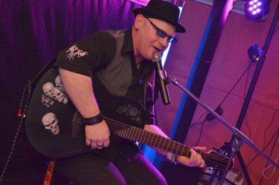 Mike Gerhold live im Salva's Pub | 22.2. 2014