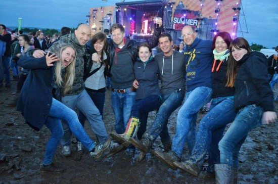 Summer City Beat 2014 - Die Megageile-Matsch-Party