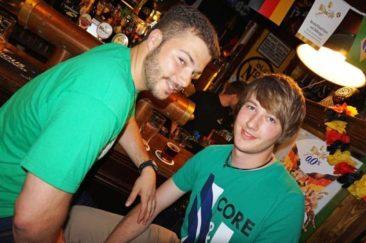 Crazy Karaoke Party am 18.06.2014 im Irish Pub in Kassel