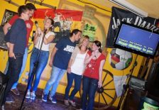 Crazy Karaoke Party am 18.06.2014 im Irish Pub in Kassel