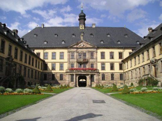 Schlossparkfestival in Fulda !