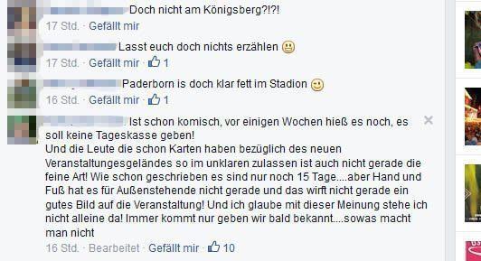 Update zum Standortwechsel beim Bad Arolser Holi!