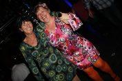 Glamour bei der 70er Jahre Party im Gleis1 in Kassel!