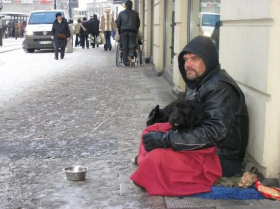 Kalte Winter – warme Herzen - Der Verein Soziale Hilfe wirbt um Spenden und Helfer: Ein schützendes Dach wider Frost und Tod