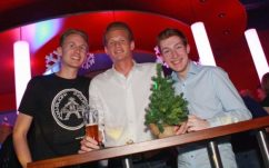 90er-Jahre-Party im OX in Calden am 25.12.2014!
