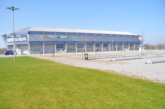 Neubau des Trainings- und Nachwuchsleistungszentrums des SC Paderborn 07