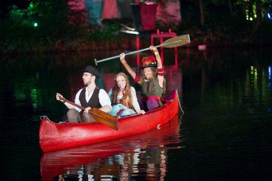 Sommermärchen auf dem Kasseler Grimm-Festival!