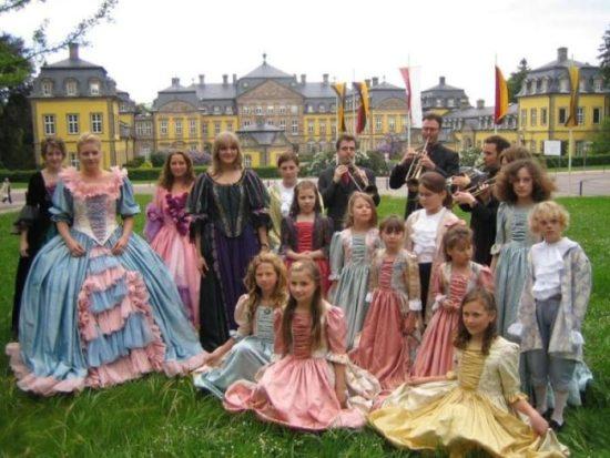 Festspiele Bad Arolsen - Zwischen Renaissance und Klassizismus