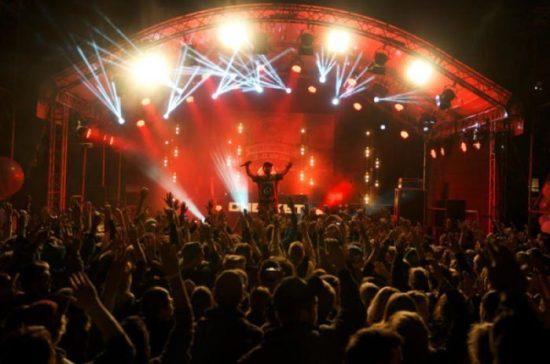 Musikschutzgebiet 2015, Gummistiefel an!