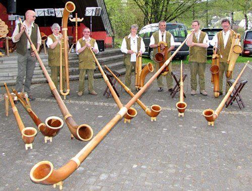 Musiskommer Winterberg - Alphornsolisten