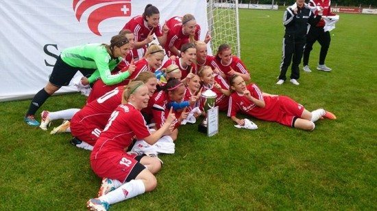 Frauenpower! - Sport Mewes Cup 2015