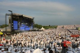Hessentag in Bad Hersfeld - Just White Party mit DJ Alle Farben!