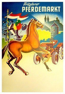 Tradition mit Huf! - Pferdemarkt Fritzlar