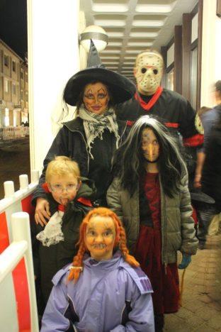 Trick or treat? - Halloween-Gruselspass in Warburg!