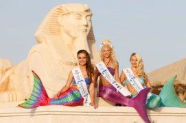 Meerjungfrauen-Wettbewerb zieht Tourismus an!
