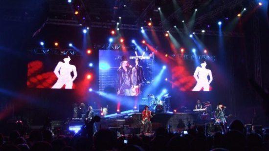 Guns N'Roses live in Sofia 2012 (c)MrPanyGoff
