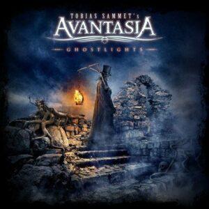 Avantasia - Ghostlights Cover