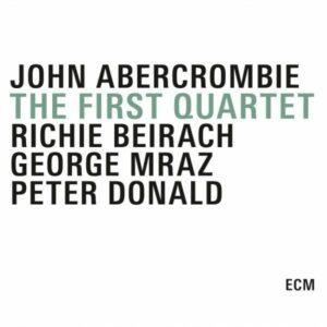 John abercrombie quartet - The First Quartet Cover