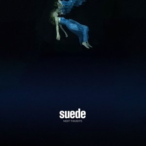 Suede - Night Thoughts Cover