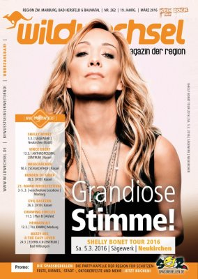 Blues-Röhre Shelly Bonet im Ww-Interview!
