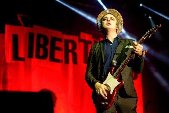 The Libertines auf dem Lollapalooza 2015. (c) Pistenwolf