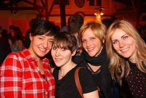 90er Party - Stadthalle Warburg - 16. April 2016