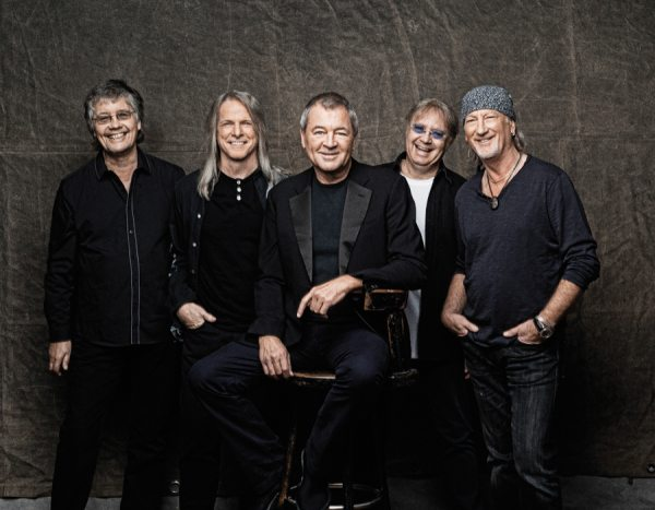 Deep Purple mit special guest Marillion auf dem Domplatz in Fulda
