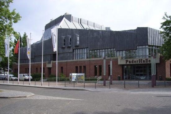 Paderhalle Paderborn (Foto: Zefram)