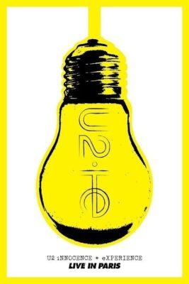 U2 - iNNOCENCE + eXPERIENCE - Live in Paris (Universal / Island DVD)
