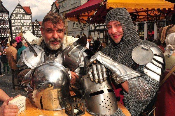 Reise ins Mittelalter - Das Kaiserfest Fritzlar 2018