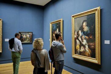 A world in motion: Die Kasseler Museumsnacht 2016
