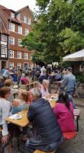 Sommerfest im Café Aegidius 2016