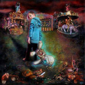 Korn - The Serenity of Suffering - Roadrunner/Warner
